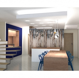 Appartement Pinarello 3D